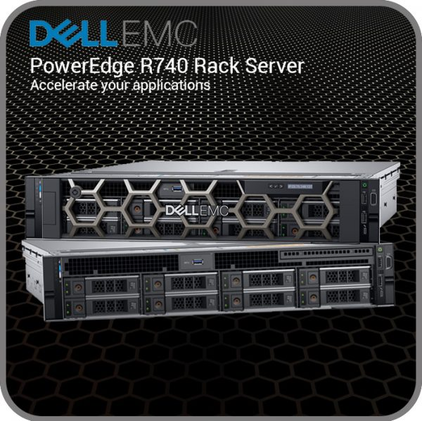 Jual Server Dell PowerEdge R740 Gold 6130